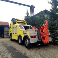 camion porte-voitures VOLVO fh 12 holownik towing truck