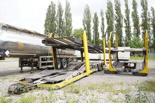 camion porte-voitures LOHR Body + trailer set , for 8-12 cars