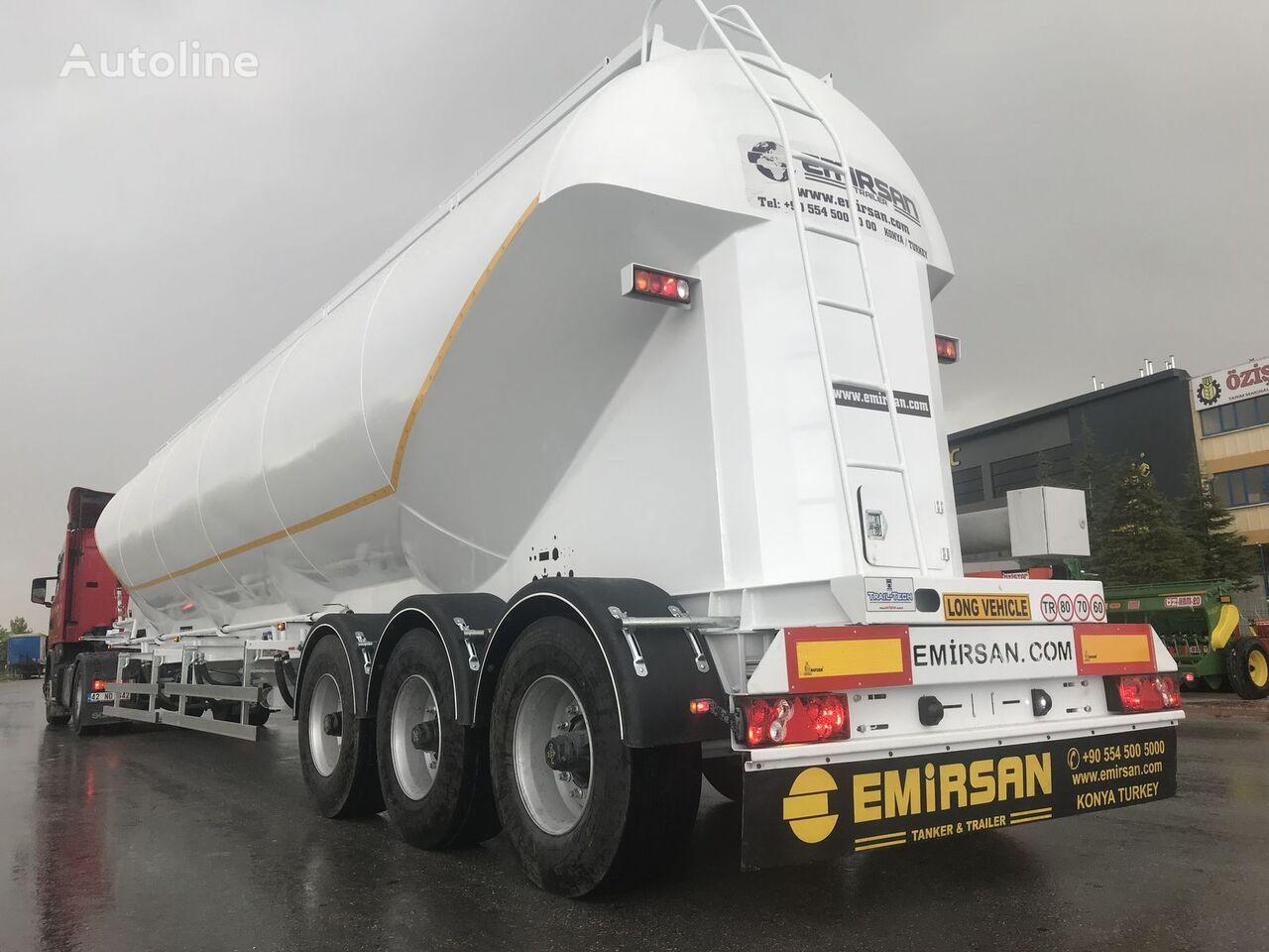 citerne de silo EMIRSAN W Type Bulker | Millennium Type | EURO Type 2021 neuve