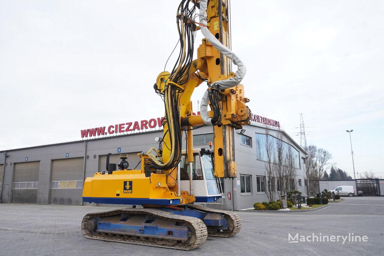 machine de forage BAUER BG 12 V , drilling rig