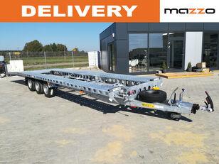 remorque porte-voitures Wiola L35G85 844x204 cm 3 axles 3500kg neuve
