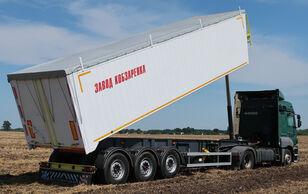 semi-remorque pour le transport de céréales ZAVOD KOBZARENKA АНП-50 neuf